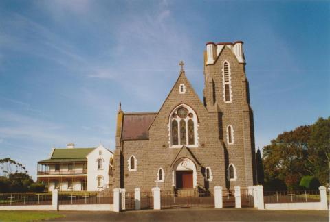 Catholic Church and presbytery, Koroit, 2006