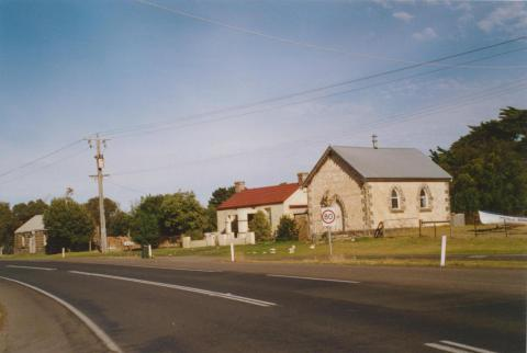 Rosebrook, Princes Highway, 2006