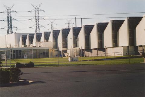 Amcor factory, Lalor, 2007