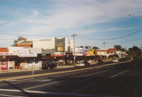 High Street, Reservoir, 2007