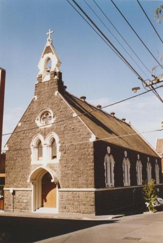 St Saviour's Church, Mason Street, Collingwood, 2007