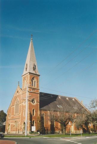 Golden Square Uniting Church, Panton Street, 2007