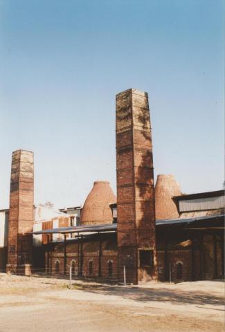 Epsom pottery, 2007