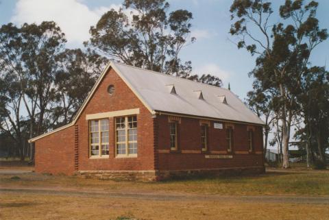 Woodvale primary school, 2007