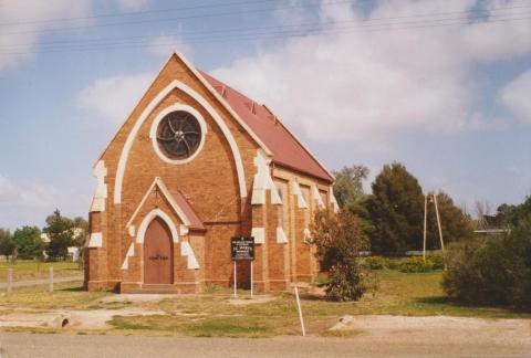 St Marys Church of England, Raywood, 2007