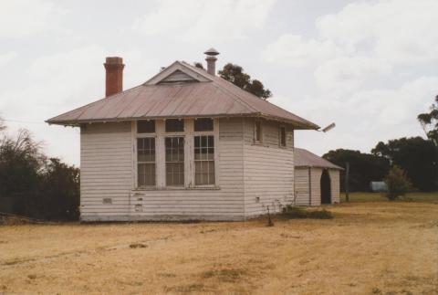 Mincha school (closed), 2007