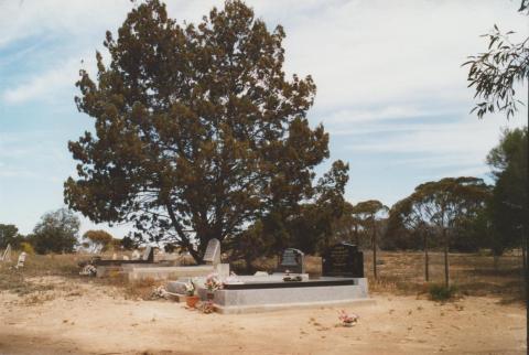 Boinka cemetery, 2007