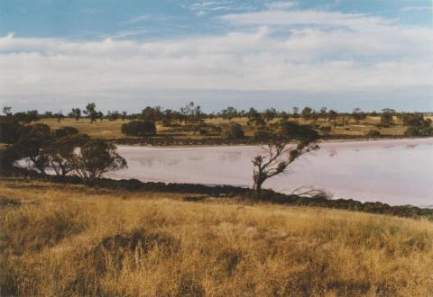 Pink Lake (Hardy) north of Underbool, 2007