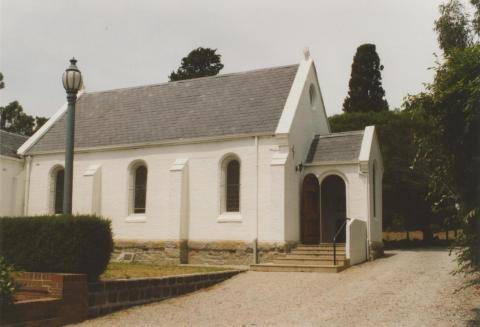 Mount Eliza Church of England, 2008