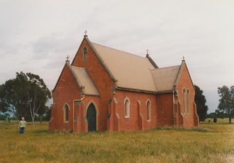 St Peters Church of England (1881), Tahara, 2008