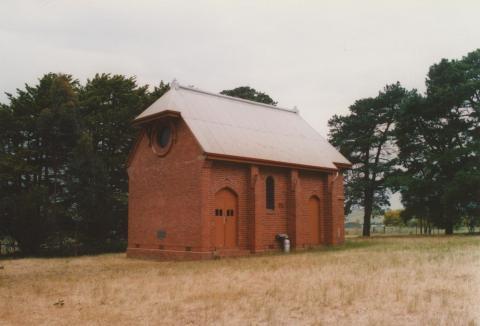 St Pauls Church of England (1936), Henty, 2008