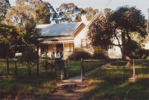 Barongarook former school, 2009