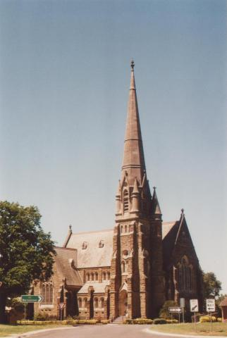 Thompson Presbyterian Church, Terang, 2009