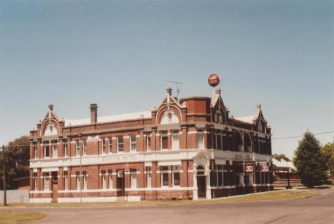 Bowmans Hotel, Swanston Street, Terang, 2009