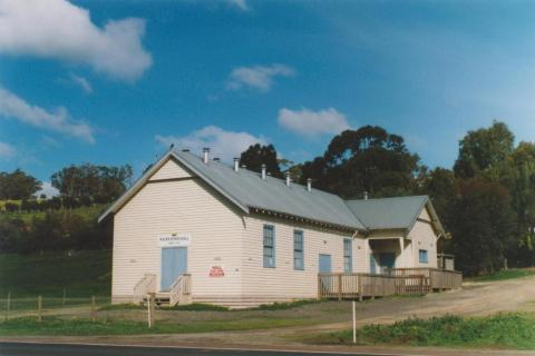 Waurn Ponds hall, 2009