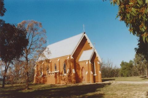 St Martins Roman Catholic Church, Boorhaman, 2010