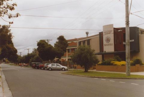 Greek St Anargiri school, Willesden Road, Hughesdale, 2010