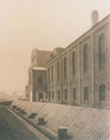 Maffra sugar beet factory, 1912