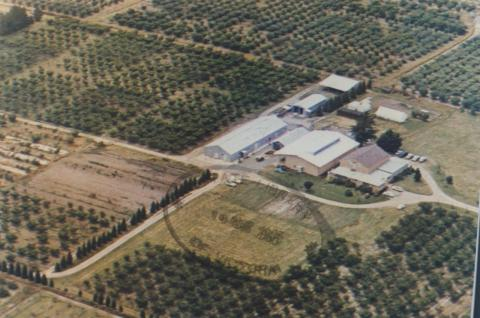 Horticultural Research Station, Scoresby, 1965