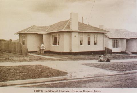 Doveton Estate, 1956