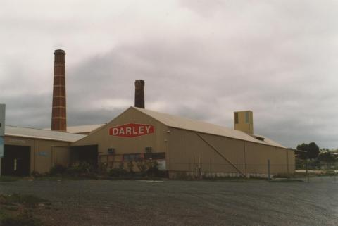 Darley Refractories, Grey Street, 2010