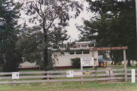 Former Millbrook primary school, 2010
