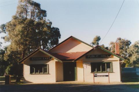 Wandin East public hall, 2010