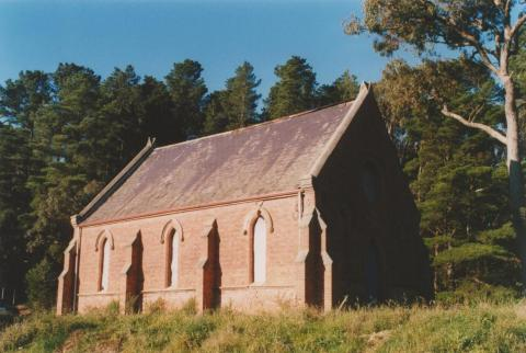 Former church, Nerrina, 2010
