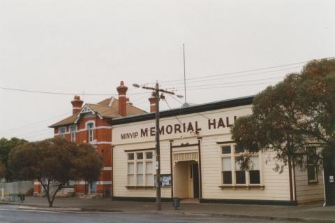 Minyip memorial hall, 2010