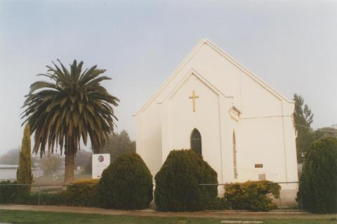 Lutheran Church, Jeparit, 2010