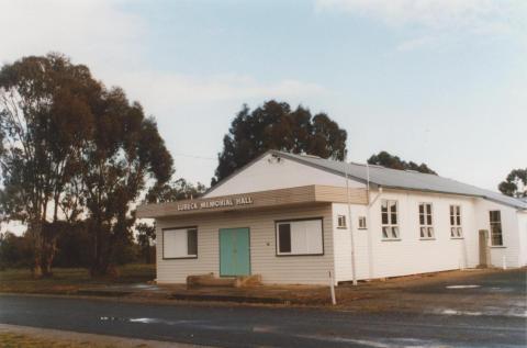 Lubeck Memorial Hall, 2010