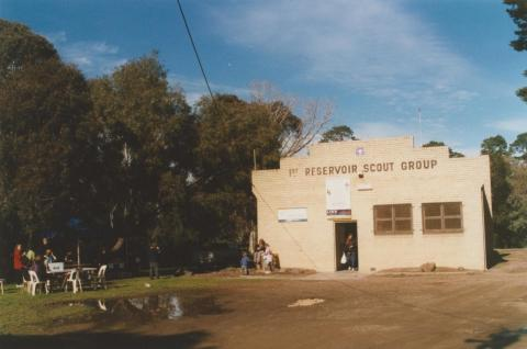 Scout Hall, Leamington Street, Reservoir, 2010