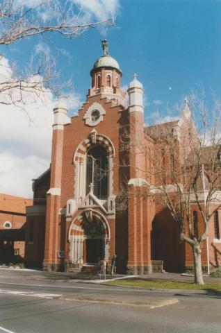 Roman Catholic Church, Richardson Street, Middle Park, 2010
