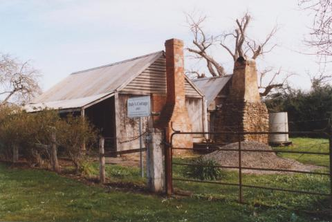 Daly's Cottage, Percydale, 2010
