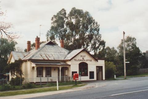 Post and Telegraph Office, Newstead, 2010
