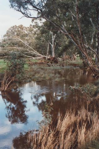 Muckleford Creek, Pyrenees Highway, 2010