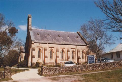 Presbyterian Church, Gisborne, 2010