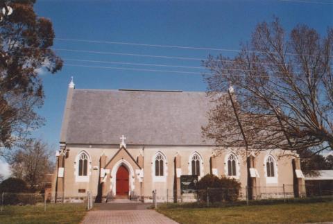 Catholic Church, Gisborne, 2010