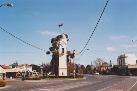 Woodend, 2010