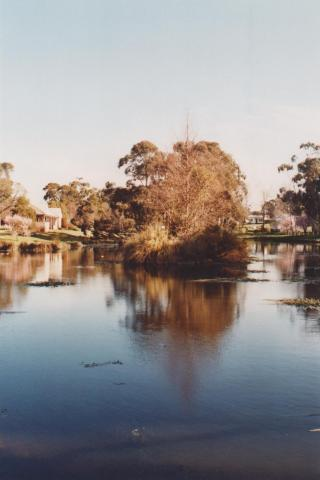 Sandy Creek Pond, Trentham, 2010