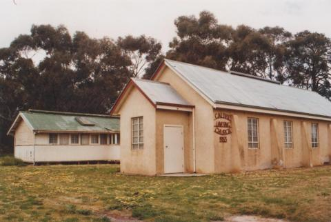 Uniting Church and Hall, Calivil, 2010
