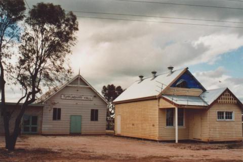 Hall, Torrumbarry, 2010