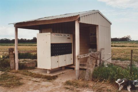 Post Boxes, Patho, 2010