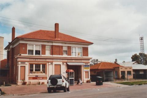 Post Office, Quambatook, 2010