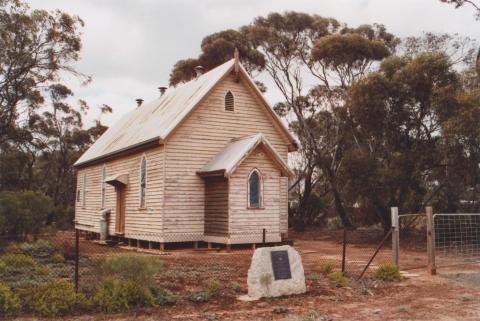 Presbyterian Church and Masonic Lodge, Ultima, 2010