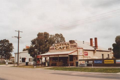General Store and Café, Ultima, 2010
