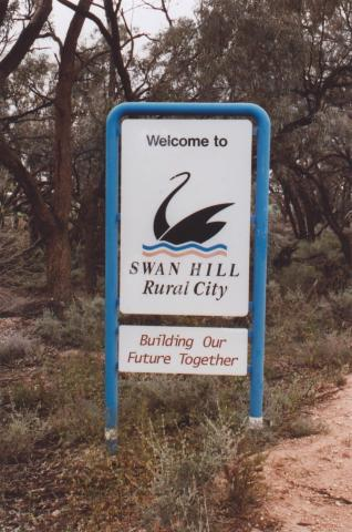 Welcome Swan Hill, 2010