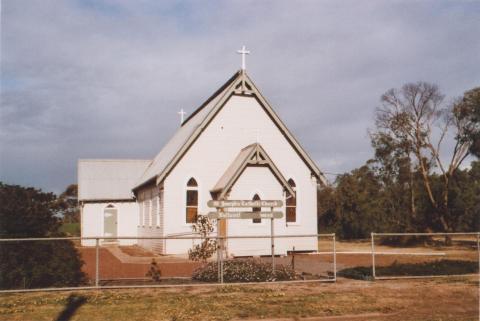 Catholic Church, Nullawil, 2010