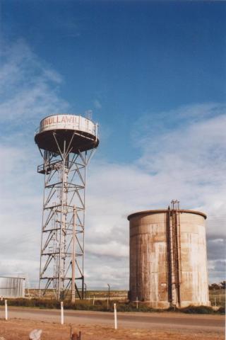 Water Tower, Nullawil, 2010