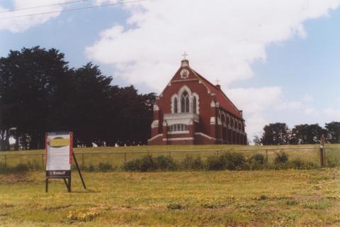 Catholic Church, Beeac, 2010